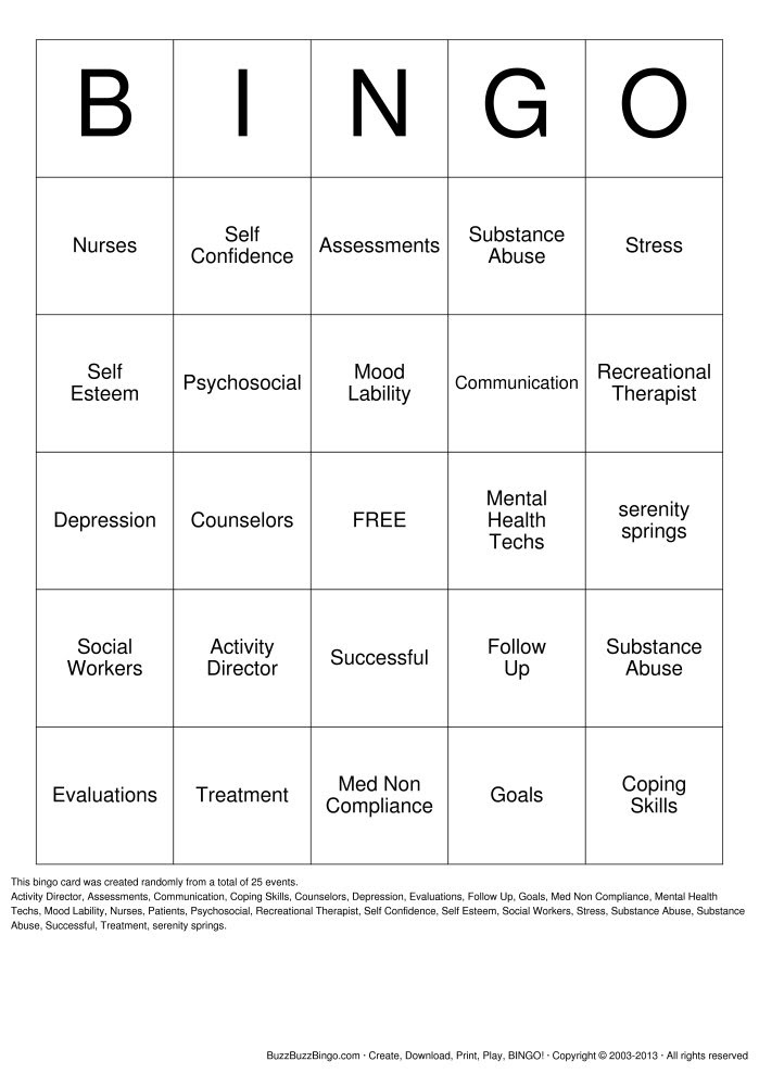 17 Best Images of Fun Wellness Worksheets - Healthy ...