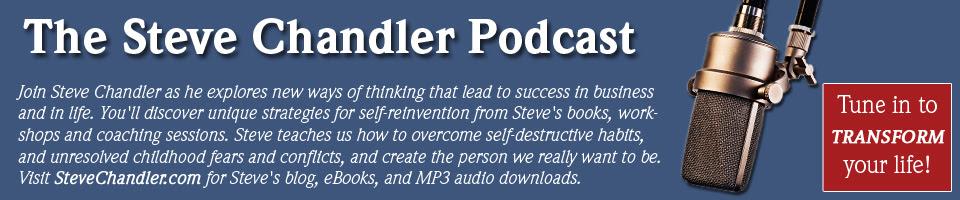 The Steve Chandler Podcast