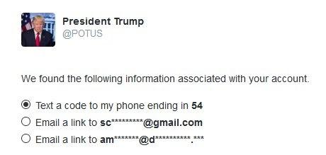 Un 'hacker' le da una lección a Trump acerca de la seguridad de su cuenta de Twitter