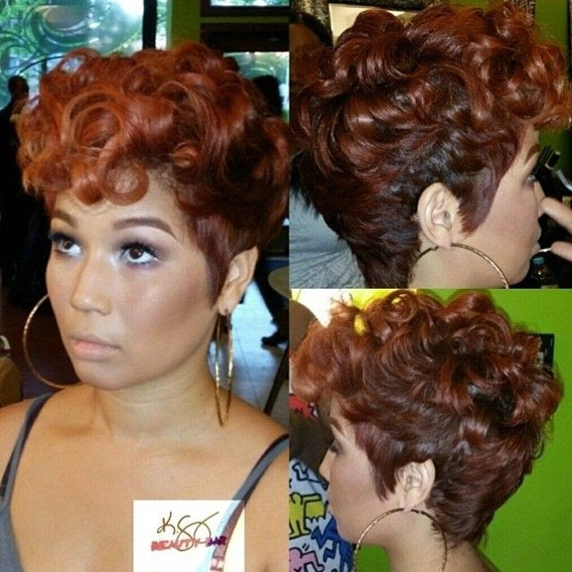 2015 Short Hairstyles African American | Short Hairstyles