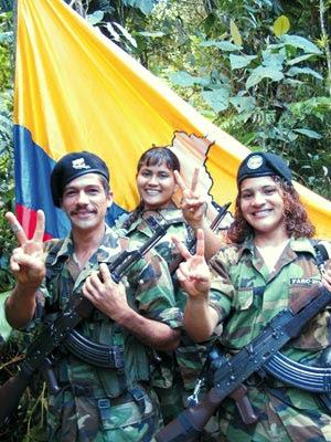 El grupo guerrillero se sienta a hablar con el gobierno en La Habana