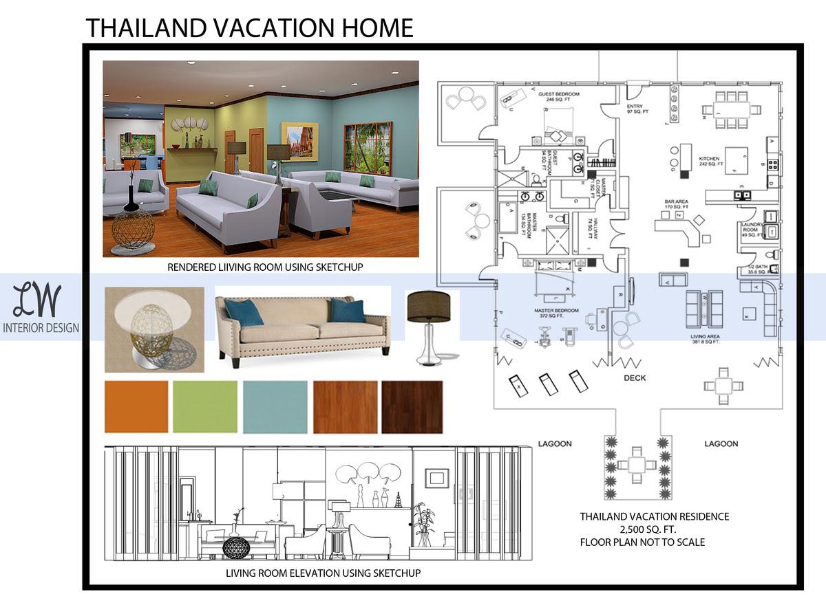 Fantastic How To Create A Interior Design Portfolio R33 In ...