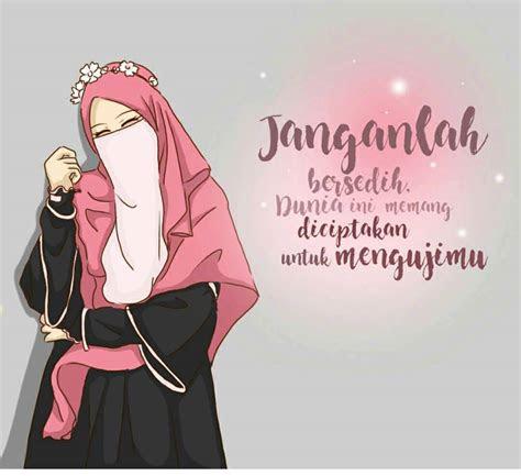 gambar islami lucu keren terbaru gambar pedia