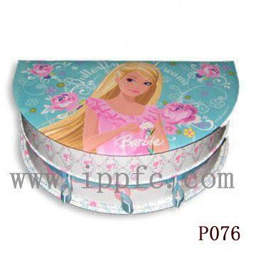 Wholesale P076 Paper cosmetic box,make up box,trinket box