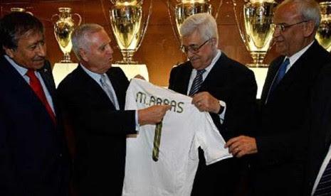 Presiden Palestina: Madrid Semoga Berprestasi