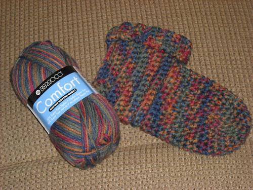 The Rusty Yet New Socks