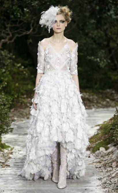 Znalezione obrazy dla zapytania chanel Couture