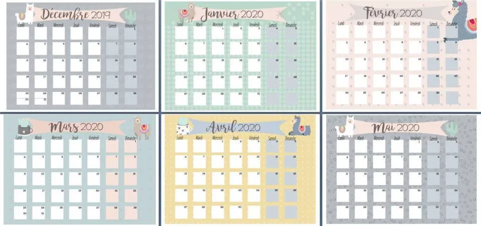 Calendrier Janvier 2022 Maternelle Calendrier Mar 2021: Calendrier Maternelle 2022 2021 à Imprimer