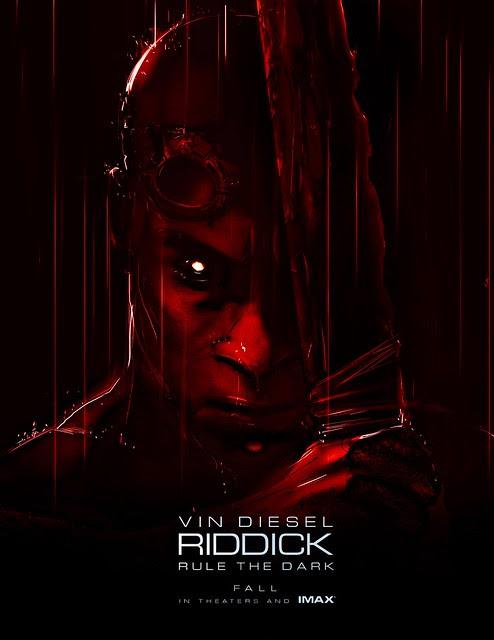 Riddick - Poster