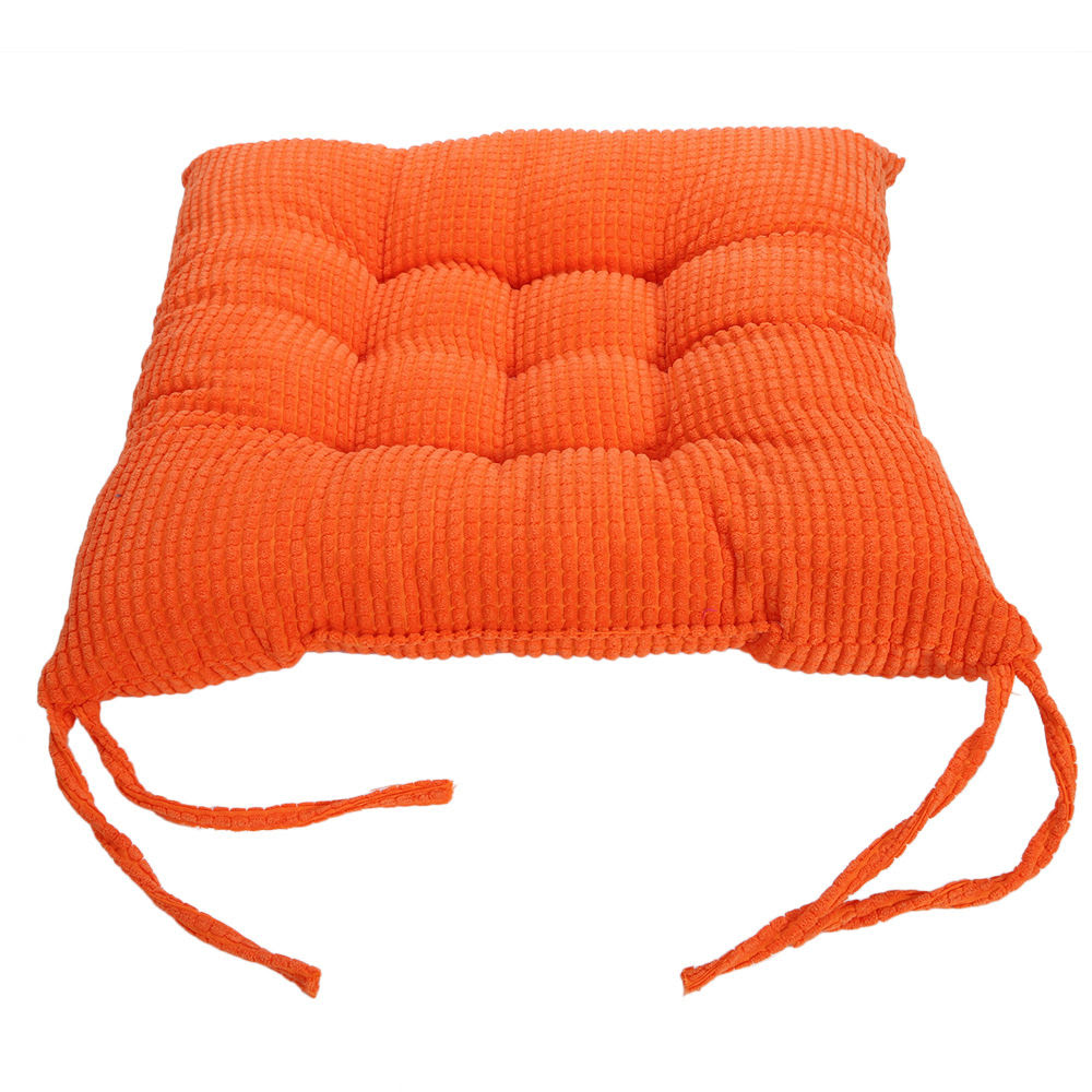 Cushions Soft Cotton Seat Pad Chair Pads For Garden Dining ...