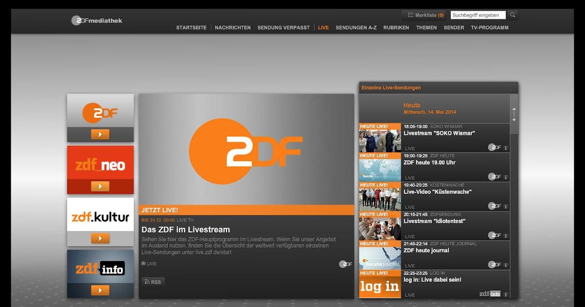 Zdf Live Gucken