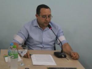 Claudinei de Paula Castilho (PSDB) era presidente da Câmara Municipal de Bituruna (Foto: Divulgação/Neguinho da Escotel)
