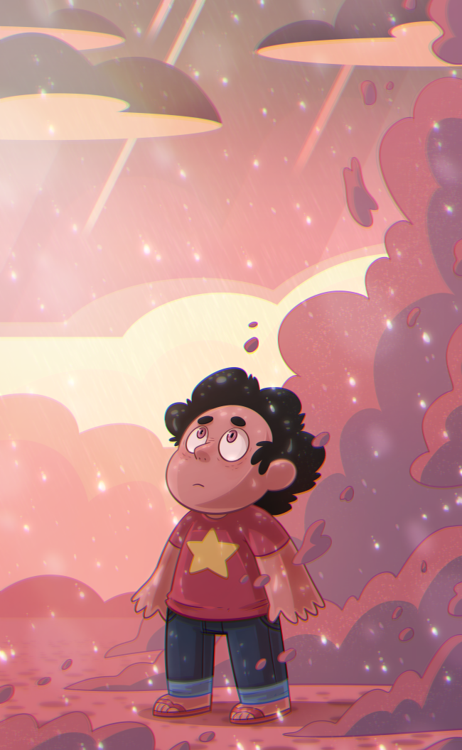That last Steven Universe episode was… … This show. This damn show.
