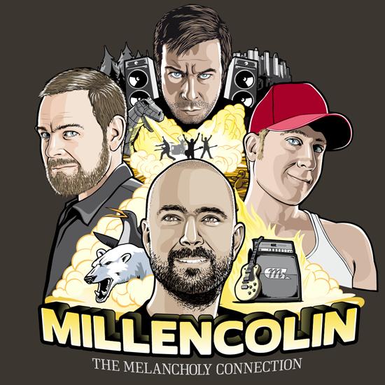 <center>Stream the new Millencolin album: The Melancholy Connection </center>