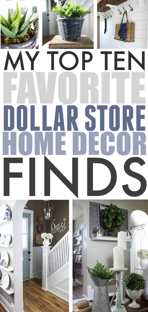 Best of Dollar Store Diy Home Decor Image