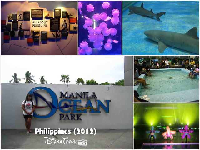 7D6N Philippines Day 5 - Manila Ocean Park