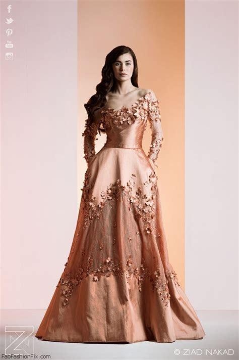 Ziad Nakad Haute Couture spring/summer 2014 collection