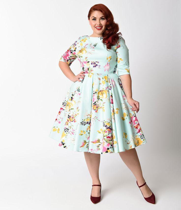 plus size dress to flatter your figure – fashionarrow