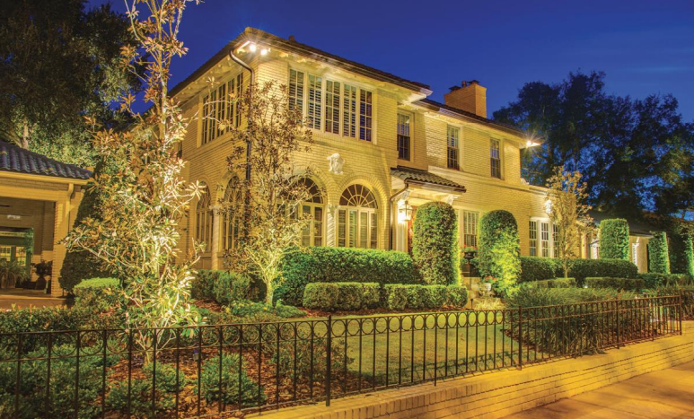 Five Benefits of Outdoor Landscape Lighting Tampa, Florida
