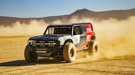 ford shows  bronco  race truck wheelsca