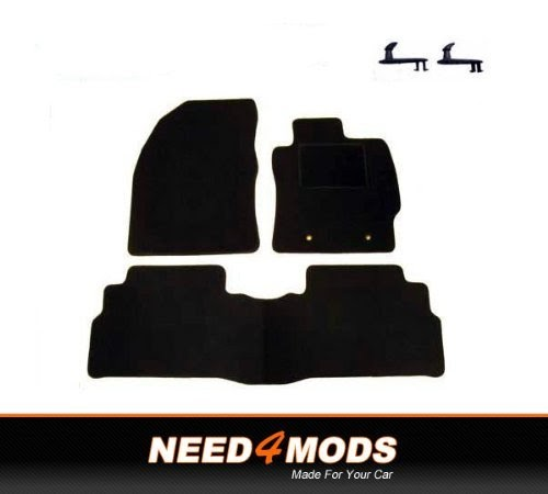 carmats4u To fit B Class 2005-2011 Fully Tailored PVC Boot Liner//Mat//Tray Anthracite Carpet Insert