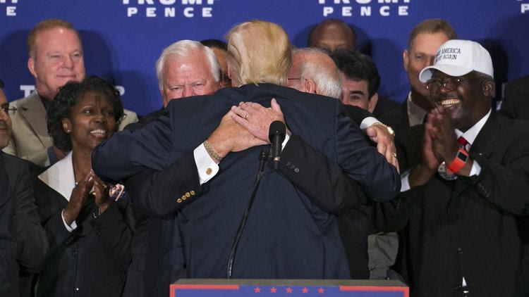 Donald Trump in D.C.