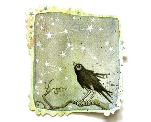 Constellations by leontine.
