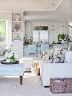 I want to live by the sea {coastal inspired style} - The Inspired Room
