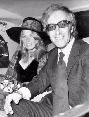Peter Sellers married Miranda Quarry 1970, Divorced 1974