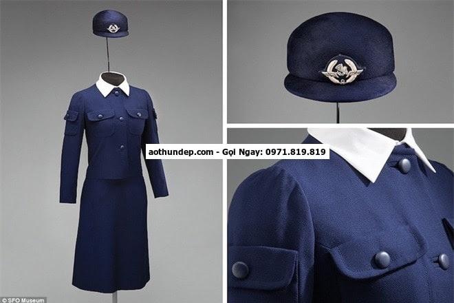 Đồng phục tiếp viên hàng không thay đổi thế nào qua 85 năm ...