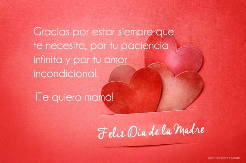 Imagenes Del Dia De La Madre Bonitas Con Frases Y Mensajes Para Mama