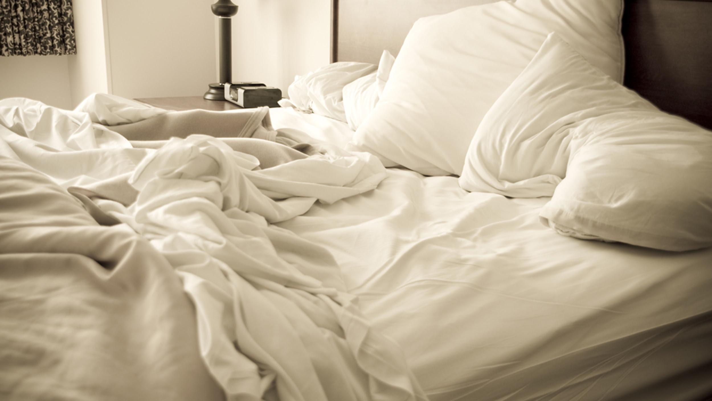 Kemas Tempat Tidur