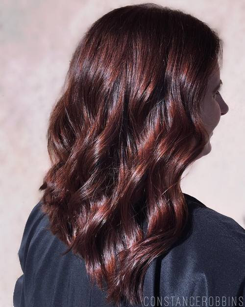 60 FirstRate Shades of Brown Hair \u2013 Foliver blog