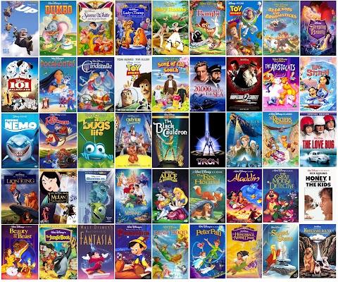 List Of 2014 The Walt Disney Company Films