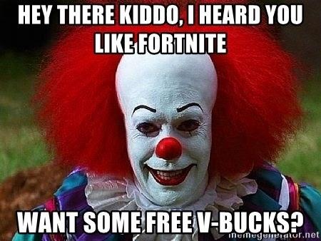 Fortnite Free V Bucks Meme Fortnite Cheat Book