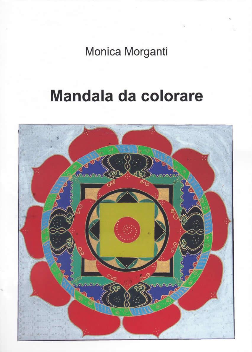 Mandala Da Colorare Monica Morganti