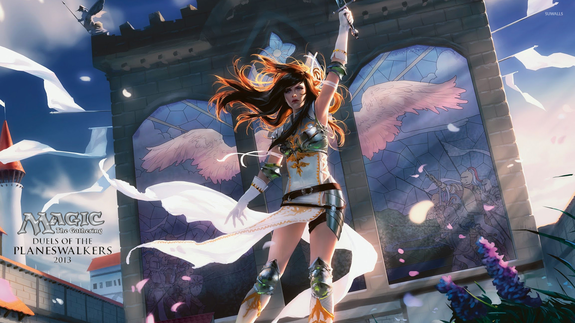 Magic The Gathering Duels Of The Planeswalkers 2013 Wallpaper