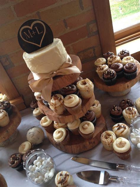 Rustic Cupcake Wedding in Barrie, Ontario   cupCAKE