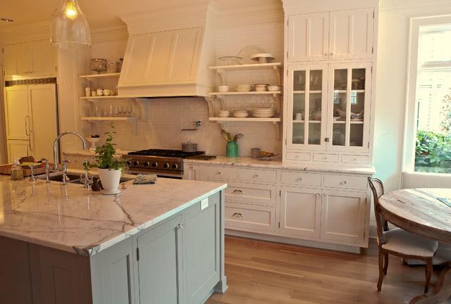 Mt Baker Ballard Cabinets Traditional Kitchen