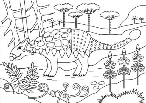 34 Ausmalbilder Dinos Kostenlos Besten Bilder Von Ausmalbilder