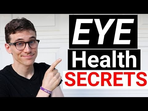 🔴5 Proven Eye Health Tips for Preventing Vision Loss🔴