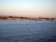 Sail Boat in the bay
