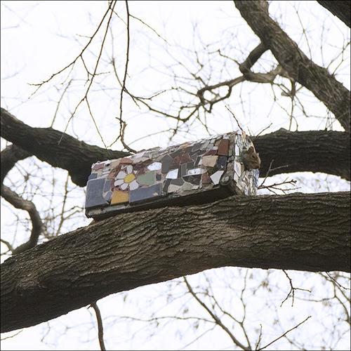 Squirrel House, Tompkins Sq. Park