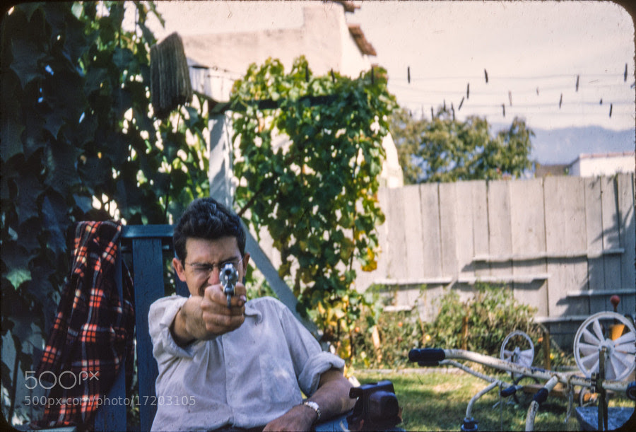 Gunning Grandpa by Brandon Buck (brandonthebuck)) on 500px.com