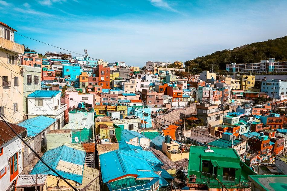 Gamcheon Culture Village 2020 Travel Guide Daily Travel Pill