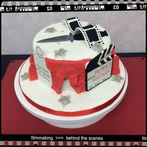 Prize for the winner of murder mystery event   My cakes