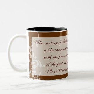 Mr Bennet Cat Mug mug
