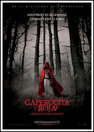 Caperucita Roja: ¿A quién tienes miedo?