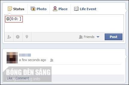 5mfU0 Tài khoản của ma trên Facebook