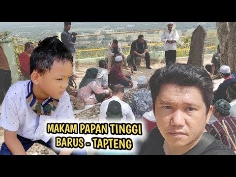 Makam Papan Tinggi/Tangga 1000 Barus, Tapanuli Tengah, Sumatera Utara